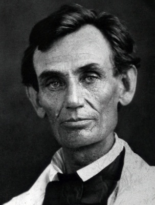 PICTURE: ABRAHAM LINCOLN BY BYERS